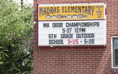 Madras Elementary Receives Seismic Retrofit Grant