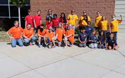 Students compete in first ever Jefferson County district wide Oregon Battle of the Books Competition