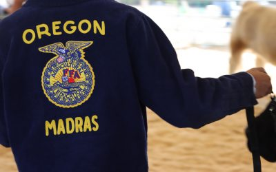 Madras FFA students excel at Jefferson County Fair