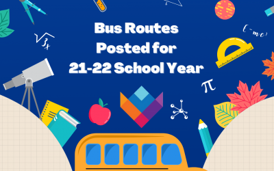 Bus Routes for 21-22 School Year